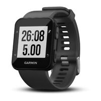 Garmin Forerunner 30 l GPS-Laufuhr l schwarz / black l vom deutschen Fachhändler