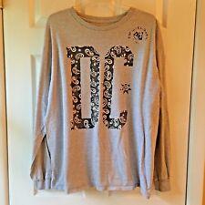 DC Shoe Co Men's Shirt Long Sleeve Gray, Size XL, EUC!