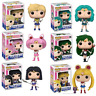 Funko POP Sailor Moon Luna Figure Doll Sailor Chibi Moon Sailor Neptune