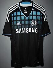b471a29ffd Chelsea Londres Inglaterra 2011 2012 Away Camiseta Jersey De Fútbol Adidas  Talla L