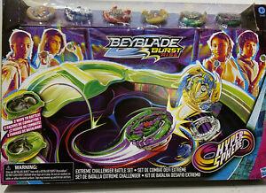 📀 Beyblade Burst Rise Hypersphere Extreme Challenger Battle Set - (OpenBox)