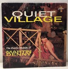 Quite Village The Exotic Sounds Of Martin Denny LST 7122 Cheesecake