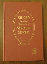 Singer 15 66 99 101 115 127 128 191 201 221 301, Teachers Sewing Textbook on CD.