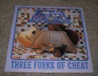 Three Forks Of Cheat Trapezoid~1979 Folk Dulcimer~NM Vinyl~FAST SHIPPING!!!