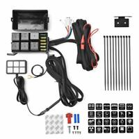 HWB60-ALNG Waterproof Fuse Panel Kit with Relays 12V Universal