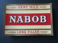 Wholesale Lot of 100 Original Old Antique - NABOB - CIGAR LABELS