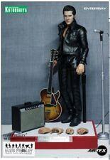 Elvis Presley '68 Comeback Special 1/6 figure Enterbay x kotobukiya statue