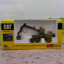 Norscot 55123 CAT 580B Timber Harvester 1:50 scale Diecast mint boxed