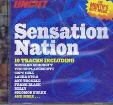 RICHARD ASHCROFT / REPLACEMENTS / SOFT CELL + Sensation Nation UNCUT CD 2002