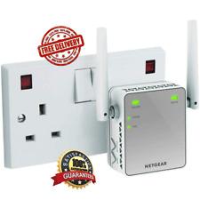Wifi Booster Wireless Range Extended Internet Signal Enhancer from NETGEAR *NEW*