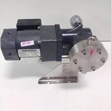 NIKKISON CHEMPION 40W 4-POLE INDUCTION MOTOR BX20-MMT-K110 BROKEN PLASTIC