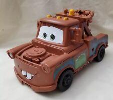 2017 Disney Pixar Cars 3 Transforming Mater Playset Truck Mattel  *Not Complete*