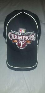 Philadelphia Phillies MLB 2008 World Series Champions New Era Hat