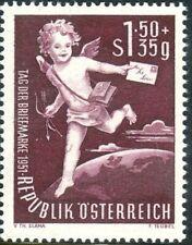 AUSTRIA-1952 1s.50 + 35g Purple Sg 1236 UNMOUNTED MINT V36897