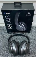 Roam R Lab Active Noise Cancelling Bluetooth Headphones Graphite Grey