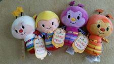 Hallmark Disney Itty Bittys Bitty Rainbow Brite I.Q. Twink O.J. Lot of 4
