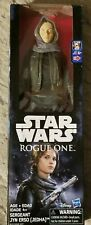 Disney Star Wars Rouge One 12 inch Action Figure Sergeant Jyn Erso BRAND NEW