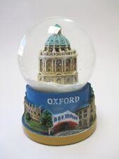 Oxford Schneekugel Snowglobe 9,5 cm,Souvenir Great Britain