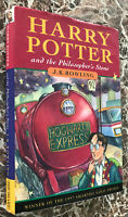 Harry Potter &the Philosopher/Sorcerer's Stone~1 Wand;Early Edition ~J.K.Rowling