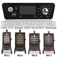 Digital Thermostat Controller Board LCD Display For Pit Boss PB7-3/4/5/7 Series