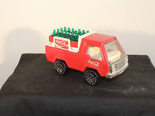 Coca-Cola 1982 Buddy L Truck over 4 inches long marked Macau (4242)