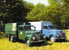 Ansichtskarte: Barkas V 901/2 Pritschenwagen mit Plane - DDR - Oldtimer