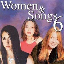 Women & Songs 6 Women & Songs Audio CD