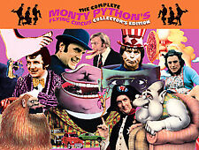 The Complete Monty Python's Flying Circus Megaset Collector's Edition DVD | Box
