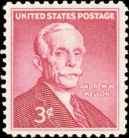Scott#: 1072 - Andrew W. Mellon Single Stamp MNH OG