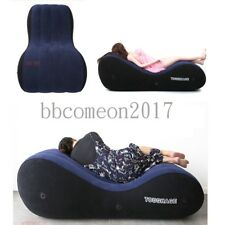 Couple Loves Games Toys Inflatable Sex Pillow Cushion Aid Furniture Recliner