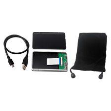 USB 2.0 Case auf CE ZIF Adapter Metall Festplattengehäuse für 1.8 Zoll CE