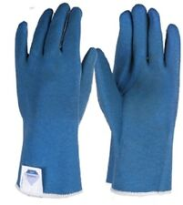 1 Pair NINJA Heavy Duty Gloves Size XL Crinkled Latex Cotton Lined Fully Coated