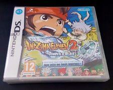 INAZUMA ELEVEN 2 TEMPÊTE DE GLACE - Nintendo DS - PAL / EUROPE - BRAND NEW!