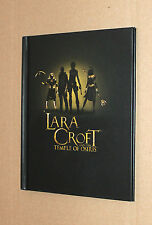 Lara Croft and the Temple of Osiris Artbook 16x13cm (32 Seiten / pages) English