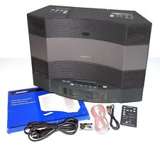 🔥ã€�Sweet】Bose Acoustic Wave Ii Radio/Cd~5-Disc Changer,Remote,Manuals+🠒¥Guaranty