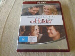 The Holiday HD DVD Region Free Kate Winslet, Cameron Diaz