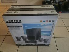 Cabrila Technology 5.1 Digital Home Theater 1500W 1500 Watt 8 Ohms System