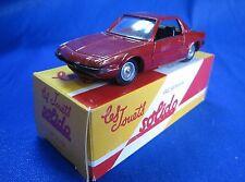 AC164 SOLIDO HACHETTE FIAT X1/9 1975 1/43 EN BOITE