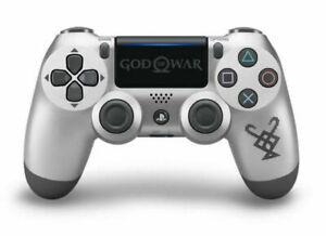 God of War Sony Dualshock 4 Video Gamepad - Silver