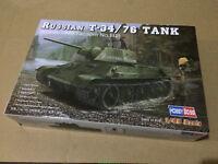 Hobbyboss 84808  1/48 Russian T-34/76 Tank (Model 1943 Factory No.112) Model Kit