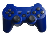 New Design Blue Wireless Bluetooth Game Controller for SONY Playstation 3 PS3