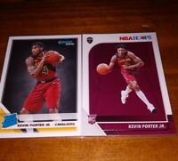 2019 Donruss Rated Rookie Kevin Porter Jr. RC Cleveland Cavaliers MINT (2) Total