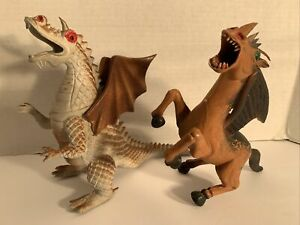 Vintage 1983 Imperial Dragons 8inch