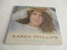 Karen Phillips Coming Home CD 2014 Digipak NEW