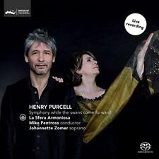Mike Fentross & Johannette Zomer - Purcell: Symphony While The Swans  (NEW SACD)