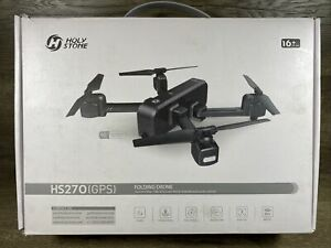 Holy Stone HS270 Foldable GPS Drone with 4K UHD Camera for Adults, Quadcopter