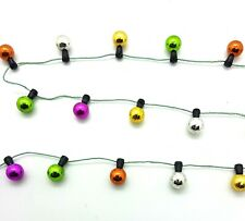 Doll House Accessories 1:12th Mini 1 x Mini String of Xmas Deco or Party Lights