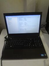 "Dell Precision M4600 15.6"" Core i7-2640M 2.80GHz 8GB 500GB  LINUX Laptop + AC"