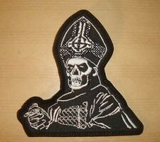 GHOST B.C. - PAPA EMERITUS LOGO Embroidered PATCH