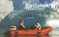 1998 AUSTRALIAN ANTARCTIC TERRITORY TRANSPORT STAMP PACK MINT & PERFECT